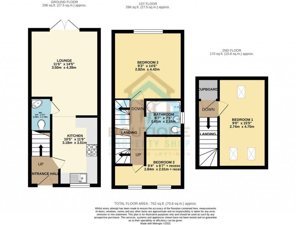 Floorplans For Pickering